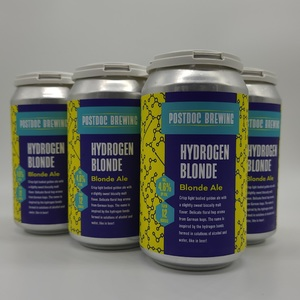 Hydrogen Blonde - 6pk 12oz Cans